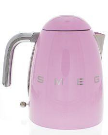 Smeg - 1.7 Litre Kettle - Pastel Pink