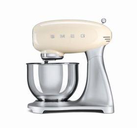 Smeg - Stand Mixer - Vintage Cream