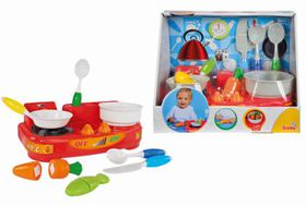 Simba - ABC Kitchen with Accessories