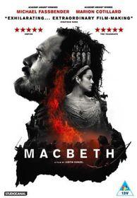 Macbeth (2015) (DVD)