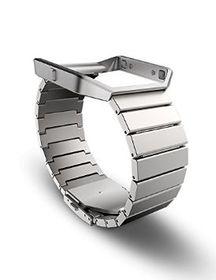 Fitbit Blaze Accessory Band Metal Link Silver Standard
