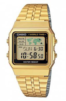 Casio Mens A500WGA-1DF Digital Watch