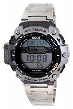 Casio Mens SGW-300HD-1AVDR Twin Sensor Digital Watch
