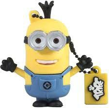 Minions Kevin USB Flash Drive - 8GB