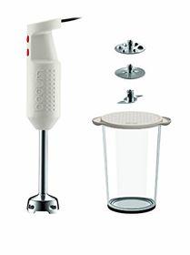 Bodum - Bistro Electric Stick Blender Set - White