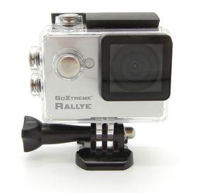 GoXstreme Rallye 720p HD Action Camera Silver