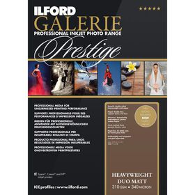 Ilford Prestige Heavyweight Duo Matt 13 A3+ Photo Paper