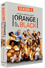 Orange Is The New Black Season 2 (DVD)