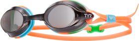 TYR Velocity Racing Goggles - Smoke/Multi