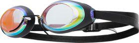 TYR Swedish Lo Pro Mirrored Racing Goggles - Gold