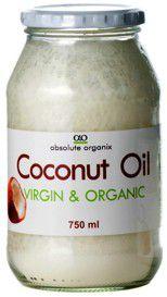 Absolute Organix Organic Coconut Oil - 1L