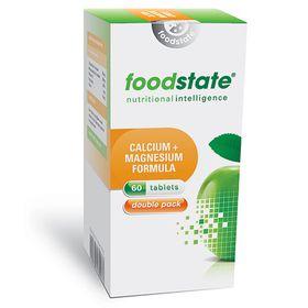 FoodstateCalcium and Magnesium Formula - 60s