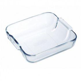 Pyrex - Classic Glass Square Roasters-Multipurpose - 2 Litre