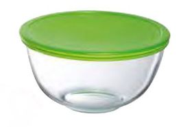 Pyrex - Storage Prep & Store Bowl with Lid - 1 Litre