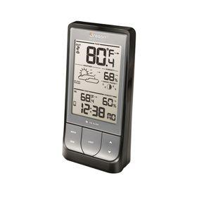 Oregon Scientific - Bluetooth Weather Station - Dark Grey