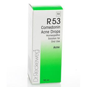 Dr. Reckeweg Comedonin Acne Drops - 50ml