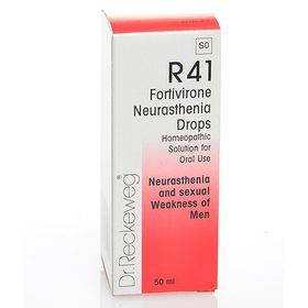 Dr. Reckeweg Fortivirone Neurasthenia Drops - 50ml