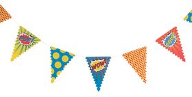 Ginger Ray Pop Art Party Bunting