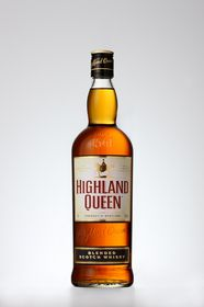 Highland Queen - 3 Year Old Scotch Whisky - 1000ml