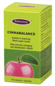 Bioharmony Cinnabalance 60's