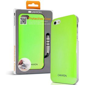 Canyon Case for iPhone 5 - Green