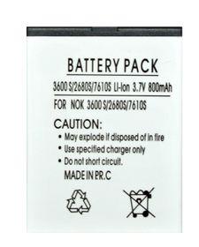 Scoop Battery For Nokia 6110 Li-Ion (BlS-2N)