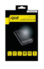 Scoop Tempered Glass For Sony M5 Aqua