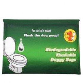 MCP - Proudly Poop Bags in Tissue Pack 10 Bags