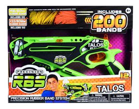 RBS Rubber Band Launcher - Talos