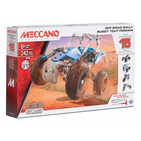 Meccano 15 Model Set - Atv