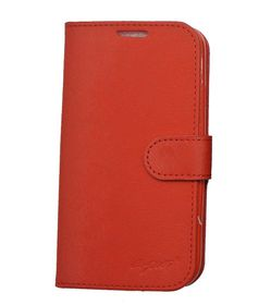 Scoop Wallet Case ForSamsung S4 Mini - Red