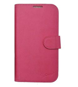 Scoop Wallet Case ForiPhone 5 & 5S - Pink