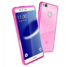 Tuff-Luv TPU Gel Case for Huawei P9 Lite - Pink