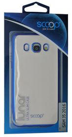 Scoop Lunar Case for Samsung Galaxy J5 2016 - Blue