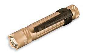 Maglite - Mag-Tac 2 Cell LED Scalloped - Tan