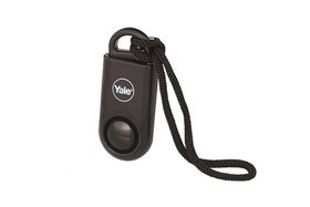 Yale - Personal Attack Alarm - Black