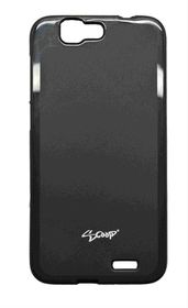 Scoop Progel Huawei G7 Case with Screen Protector - Black