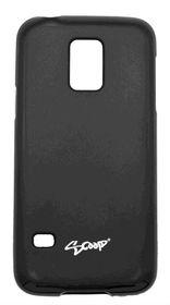 Scoop Progel Samsung S5 Mini Case with Screen Protector - Black