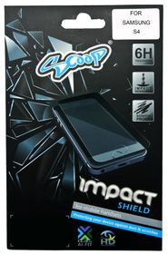 Scoop Impact Shield for Samsung Galaxy S4