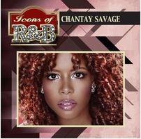 Chantay Savage - Icons Of R&B (CD)