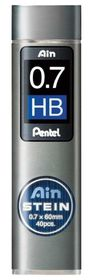 Pentel Ain Stein 0.7mm Lead - HB