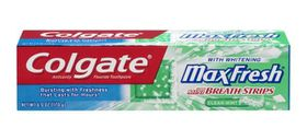Colgate Maxfresh Clean Mint Toothpaste