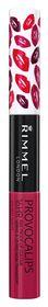 Rimmel Provocalips Liquid Lipgloss 410