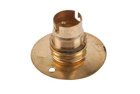 Nexus - Lamp Holder Batten - Brass