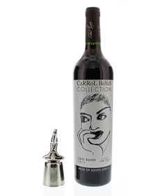 Carrol Boyes - Cape Blend and Stopper in Gift Box - 750ml