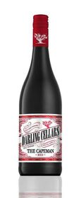 Darling Cellars - The Capeman Red Blend - 6 x 750ml