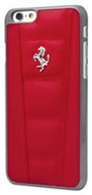 Ferrari 458 for iPhone6 Hard Case - Red/Silver