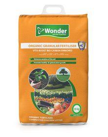 Efekto - Wonder Organic Granules Vita-Boost - 10kg