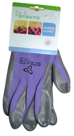 Efekto - Purple Nitrile Gloves - Medium