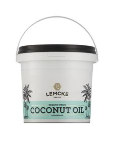 Lemcke Organic Virgin Coconut Oil - 1L